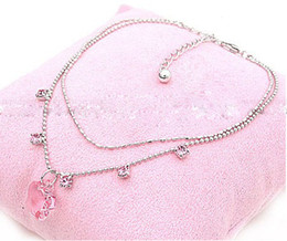 Wholesale Fashion Personality Barefoot Sandals For Women Cute Anklets Body Jewelry