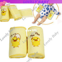 Wholesale New arrival Cute Baby Toddler Safe Cotton Anti Roll Sleep Head Baby Pillow Positioner Anti rollove