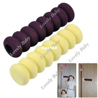 Wholesale New Baby Care baby Safety Products piral safety door handle set Room door Protective sleeve Cover