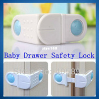 baby gate with door - pairs Baby Safety Lock with Angle for Drawer Door Cabinet Refrigerator Window