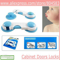 Wholesale New arrival cabinet doors locks baby security lock baby care products
