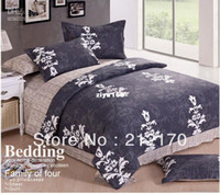 Wholesale the latest hot sell100 cotton twill bed set bedding sets duvet cover Bedding sheet bedspr