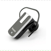Wholesale cheap Bluetooth Car Speakerphone mobile phone mini speaker wireless handsfree Ear hook Earphone with retail package
