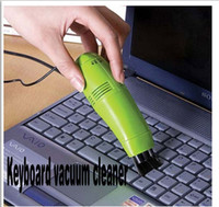 Vacuum Cleaner Keyboard  Novelty Mini USB Keyboard Vacuum Cleaner for PC Laptop Computer Dust Collector