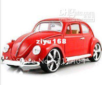 Wholesale Alloy remote control car model car public old beatles remote control toy for children