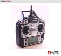 Wholesale Freeshipping FS FlySky FS T6 FS T6 G Digital Proportional Channels Transmitter amp Receiver w LE