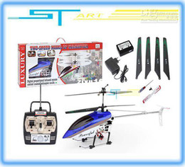 Wholesale Supernova Sales Deluxe cm ch Gyro System Metal Frame RTF QS8005 RC Helicopter qs