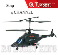 Electric large rc helicopter - QS Large size cm CH channel RC helicopter RTF qs8019 Airwolf gyro radio contr