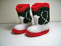 Winter baby western boots - Baby boots crochet toddler shoes Handmade Crochet Baby Boots Cowboy Boots Baby Booties Crochet Western Baby Shoes pairs