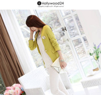 Other Women XL 013 autumn new female Korean version of the v-neck Slim leisure suit suit jacket large size significantly thin