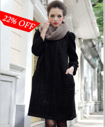 Wholesale Hot Sale New pattern Maternity Dresses Simple Design Black S M L XL XXL Loose Dress