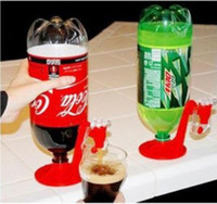Wholesale Drink Dispensers Inverted drinking Strange new creative carbonated beverage machine