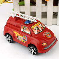 other other  Juxin backguy fire truck pull toy baby toy educational toys