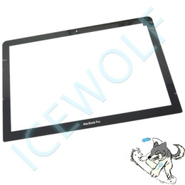 Wholesale NEW LCD LED Display Screen Glass For MacBook Pro quot A1278