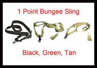 Wholesale New Military Single Point Point Tactical Bungee Sling for Airsoft Rifle Gun