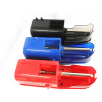 Wholesale Cigarette Roller Electric Cigarette Rolling Machine Automatic Injector Maker NEW