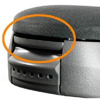 Precio de Consola gris-Negro / gris / marrón Centro de la consola de apoyabrazos tapa tapa clip de captura para VW MK4 Golf Bora Beetle Passat Polo