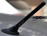 Wholesale Ralliart Carbon Short Car Aerial Antenna cm EVO EVO X FTO fit for BMW Smart mini cars