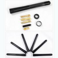 Wholesale Universal inch Carbon Fiber Car Antenna Aerials for Mazda MX Miata RX Hot selling
