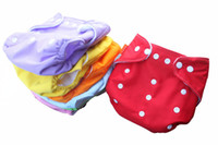 Wholesale Reusable Washable Baby Cloth Nappies Nappy Diapers Baby Diapers