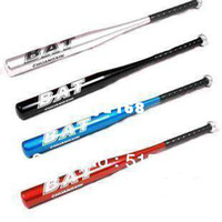 Wholesale High Quality Aluminum Alloy Bat Baseball Bat Free Shippment Inch