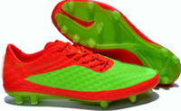 Wholesale 13colors Venom FG Soccer Shoes Men Football Cleats World Cup Outdoor Ball Boots Hyper Firm Ground Team Sports Shoe Cleat Cheap BNIB Hot