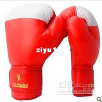 Wholesale Sell like hot cakes boxing gloves professional earthbags sandbags fists adult sanda ta