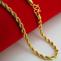 Cheap male gold chain discount 14kt gold chain wholesale for Does gold plated jewelry fade