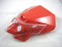 Wholesale Neverland Universal Motorcycle Headlight Head Light Fairing Streetfighter Enduro Cross New Colors
