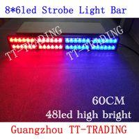 Cheap Strobe Light strobe light Best 48W 12V led light bar