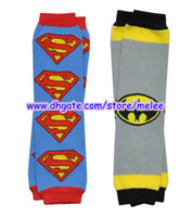 Wholesale Baby Superman leg warmers batman leg warmers leggings children leg warmers baby christmas leg warmers CHEVRON leg warmers pc Pairs