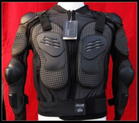 Nylon / Cotton motor cycle - Full Body Armor Motorcycle Jacket Spine Chest racing cycling biker armour Armor Motor Motocross protector Motorbike Jacket M L XL XXL XXXL