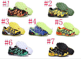 Wholesale China Post Air New Arrival Salomon Running shoes Men Sport Running Shoes Mens Sneakers sdfgg