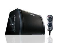 0 car active subwoofer - Iron General Hummer subwoofer SW836B Premium Sound Active Car Subwoofer