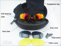 Wholesale Authentic Racing Jacket Cycling Bicycle Bike Outdoor Sports Sun Glasses Eyewear Goggle Sunglasses lens