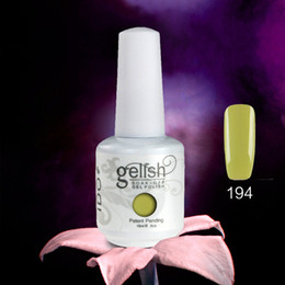 Wholesale 515 bottles coloured uv gel polish original soak off gel polish