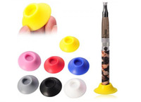 Electronic Cigarette  cup  Tight abosorb silicone suckers ego sucker ego base ego suction cup ego holder ego display stands portable e-cigarette rubber caps pen holder
