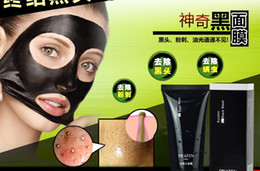Wholesale PILATEN Blackhead Remover Face mask Tearing style Deep Cleansing New oil skin Acne remover strawberry nose black mud masks g Best price