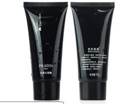 Wholesale PILATEN Blackhead Remover Deep Cleaning Purifying Peel Off Black head mud Facail face mask New oil skin Acne remover facail mask Instock
