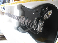 Wholesale ST Electric guitar New arrival top point fret inlay Electric guitar in stock
