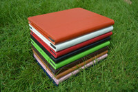 Wholesale PU Magnetic Leather Smart Case Cover With Stand For New ipad