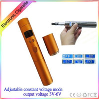 Electronic Cigarette Set Series  Huge vapor variable voltage ecig lavatube vamo v2 e cigarette kit 3-6V Varies Voltage Provari VV Mod Vamo V2 electronic ciagarette set