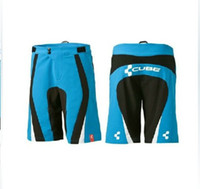 Wholesale 2013 New Cube cycling bike bicycle ridding shorts wear M XXXL