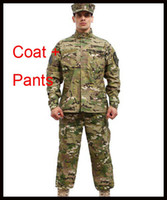 Wholesale US Military USMC BDU Army CP Camo Men Combat Hunting Uniform f Wargame Paintball Ourdoor