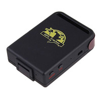 Venta por mayor - Mini mundial GPS tiempo Real GSM GPRS Tracker TK-102 de seguimiento para coche/Old personas/niños/mascotas