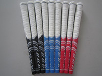 Wholesale Whiteout Golf Grips with High quality Carbon Yarn Rubber DHL