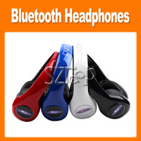 Wireless MP3/MP4 Stereo 2013 Cool Wireless Bluetooth Headset BT-5 Portable Foldable Bass Stereo Headphones for MP3 Mobile phone(86010102010