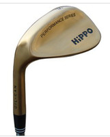 Wholesale HIPPO Hippo Golf Club Golf sand bar wedges gold left