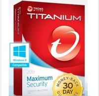 Antivirus & Security Internet Windows Trend Micro Titanium Maximum Security 2013 1 Year 3 PCs