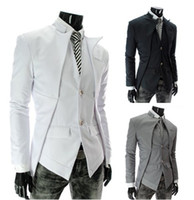 Wholesale men s suits Korean Fashion Slim small suit jacket sportsman